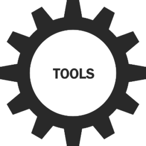 hover tools button