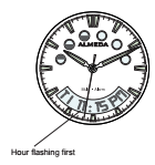time mode operation button